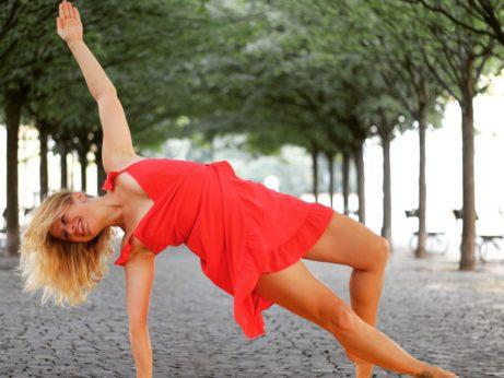 jóga, tanec, meditace